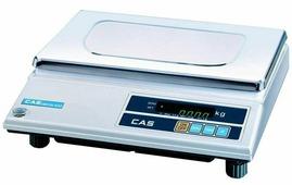 Весы порционные Cas AD-2,5