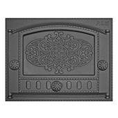 Дверка каминная ДК-2Б, «Евгений» Рубцовское литье dk-2b-e