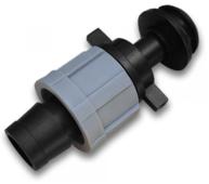 Старт-коннектор c резинкой для капельной ленты