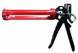 Пистолет для герметика Монтажник усиленный полуоткрытый Профи