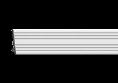 Плинтус универсальный Европласт Lines 6.53.704
