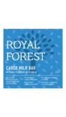 """Шоколад из кэроба с ягодами годжи и изюмом """"ROYAL FOREST"""", 75 г"""