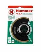 Полотно пильное для МФИ Hammer Flex 220-024 MF-AC 024 сегм.диск, 88мм, универсальное, , шт