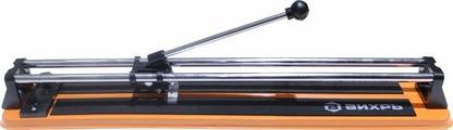"""Плиткорез """"Вихрь"""", для керамической кафельной плитки толщиной до 14 мм, длиной 600 мм"""