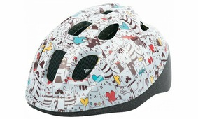 Шлем детский Polisport CATS 52-56 (4037)
