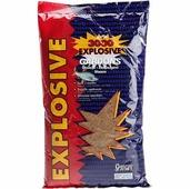 Прикормка Sensas 3000 EXPLOSIVE Gardons (Плотва) 1кг