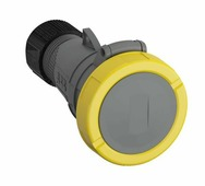 Розетка кабельная easy&safe 332ec4w, 32а, 3p+e, ip67, 4ч ABB, 2CMA101148R1000
