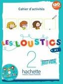 """Marianne Capouet, Hugues Denisot """"Les Loustics 2 Cahier d'activites + CD audio"""""""