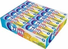 Orbit Освежающий Цитрус жевательная резинка без сахара, 30 пачек по 13,6 г
