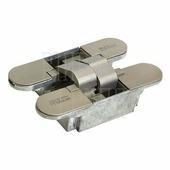 Morelli Luxury Скрытые петли MORELLI с 3-D регулировкой HH-4 40/60 кг матовый никель