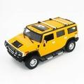 MZ Радиоуправляемая машина Hummer H2 Yellow 1:14