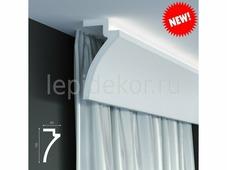 Потолочный плинтус для скрытого освещения Tesori Карниз KF 801 (2,0м)