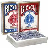 BICYCLE STANDARD + подарок, Синий