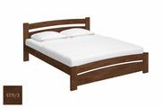 Кровать Vegas Florida 140x200, массив, масло ST11/3