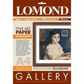 Бумага LOMOND Velour Bright Natural White - бархатная фактура, А4, 265 г/м2, 10 листов (0911141)