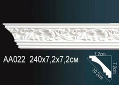 Лепнина Потолочный плинтус перфект AA022
