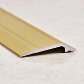 Алюминиевый порог ПО-28х6 с перепадом 270 см