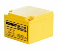 Аккумулятор Yellow HR 12-26