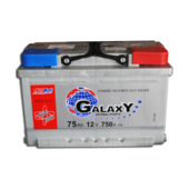 Аккумулятор для легковых автомобилей Autopart Galaxy (75 A/h), 750A R+