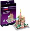 CubicFun Набор для 3D моделирования Собор Василия Блаженного