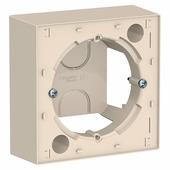 ATLASDESIGN Коробка для наружного монтажа, бежевый Schneider Electric, ATN000200