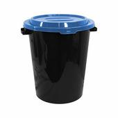 Бак пищевой 40 л синий IDEA (М2392)