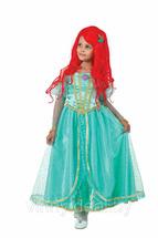 Карнавальный костюм батик Принцесса Ариэль Арт. 7061 34 (рост 128)