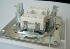Unica монтажные лапки Schneider Electric, MGU7.892