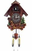 Интерьерные часы Sinix 612Green