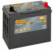 Аккумулятор для легковых автомобилей Centra Futura CA456 (45Ah), 390A R+