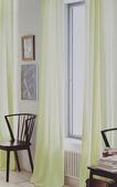 """Штора готовая для гостиной """"Garden"""", на ленте, цвет: салатовый, размер 300*260 см. C W191 V73165"""
