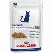 Royal Canin Neutered Adult Maintenance, 12штх100г