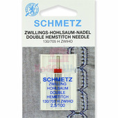 Игла для мережки двойная SCHMETZ №100/2.5 (1 шт.)