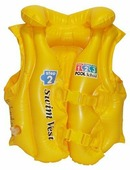 INTEX 58660 Жилет желтый 3-6 лет