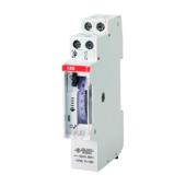 Реле времени ABB AT1e Электромеханическое суточное реле времени без резерва питания, 16А, 230В AC, 1НО ABB, 2CSM231205R0601