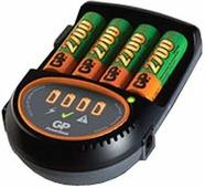 Зарядное устройство GP PB50GS270CARA-2UE4 + 4x AA 2700mAh