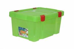 Полесье Ёмкость №50 для хранения игрушек с крышкой, 12 литров