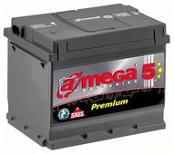 Аккумулятор для легковых автомобилей A-mega Premium (60 A/h), 600А R+