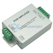 AMP216ESB Ecola LED strip RGB Amplifier 216W 12V 18A усилитель для RGB ленты (с винтовыми клеммами)