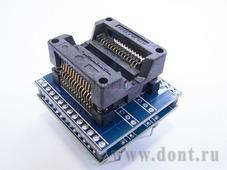 Адаптер SOP28 - DIP28
