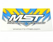 Наклейка MST 34x19