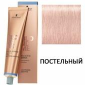Нейтрализующий тонер для обесцвечивания волос Blond Me Bleach Tone Cream B-Rose / Пастельный, 60мл (Schwarzkopf Professional)