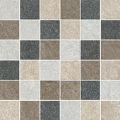 Плитка из керамогранита VitrA Мозаика Napoli Микс R10 7РЕК (5*5) (K946600R)
