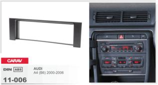 CARAV 11-006 - Audi A4 (B6) 2000-2006