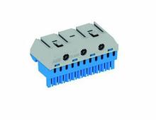 Клеммные соединения ZK82B Клеммник самозажимной N 8x4+2x25мм ABB