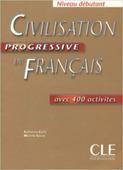 """C. Carlo """"Civilisation Progressive Du Francais Debutant - Livre de l'eleve"""""""