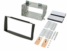 Переходная рамка для установки магнитолы Incar 3/521 - Переходная рамка KIA Ceed до 2009 2din (Салазки)