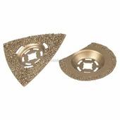 Набор оснастки(карбид.) камень/плитка для вибрационной пилы Wolfcraft (wlf-3993000)
