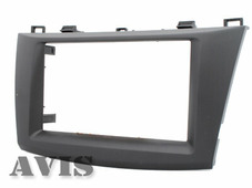 AVEL Переходная рамка AVIS AVS500FR для MAZDA 3 (2009-...), 2DIN (#074)