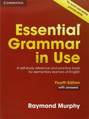 "Raymond Murphy ""Essential Grammar in Use 4th Edition Book with Answers"""